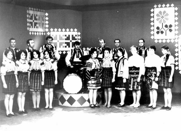 Вокальний ансамбль керівник в рябко
